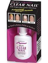 Dr. G's Professional Beauty Clear Nail Antifungal Treatment Review