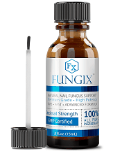 Fungix Natural Nail Fungus Support Review
