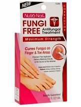 Nutra Nail Fungi Free Anti-Fungal Treatment Review